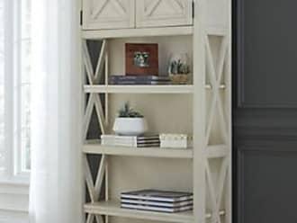Ashley Furniture Bolanburg 75 Bookcase, Two-tone