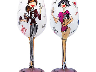 Gift Essentials 15 oz. Purrrfect in Every Way Wine Glass - WGPURRRFECT