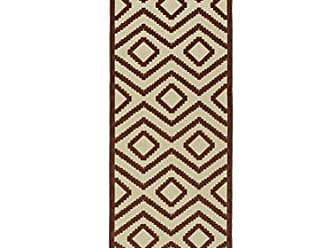 Kaleen FSR01-106-26710 A Breath of Fresh Air Machine Made Polypropelyne Rug, 2 6 x 7 10, Terracotta
