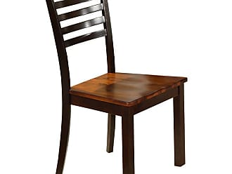 Winners Only Fifth Avenue Ladder Back Dining Side Chair - Set of 2 - WIN219-1