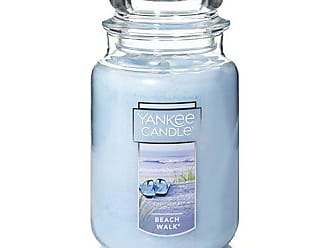 Yankee Candle Company Yankee Candle Large Jar Candle, Beach Walk - 1129788Z