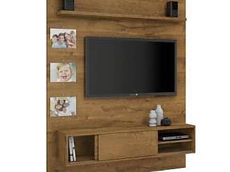 JCM Movelaria Painel para TV até 42 Polegadas Cosmo JCM Móveis Nobre Soft