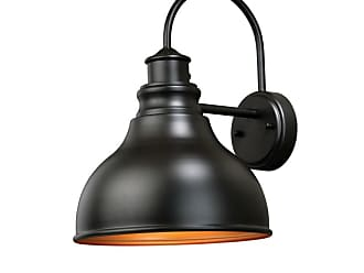 Vaxcel Lighting T0314 Delano Single Light 15 High Outdoor Wall Sconce