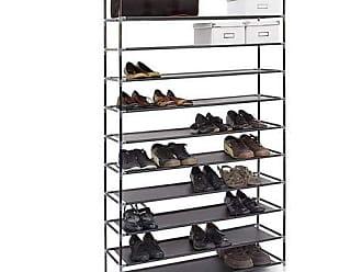 Schoenenkast Voor 24 Paar Schoenen.Schoenenrekken In Zwart 24 Producten Van 9 Merken Stylight