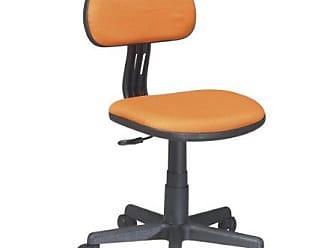 Office Star Osp Designs Task Chair In Orange Fabric