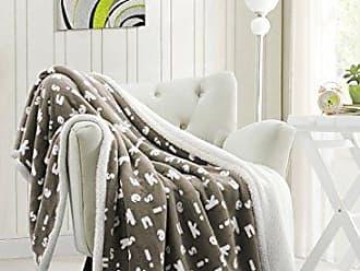 Lala 50 X 60 Inch Svedson Ulta Plush Soft /& Warm Sherpa Throw Blanket Seafoam LALDC Bash