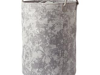 Aquanova Olav Laundry Basket - Light Grey