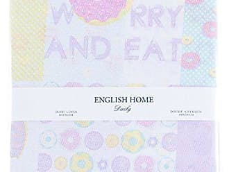 english home donut worry 200x220 cm rosa bettwasche baumwolle 220 x 200 cm