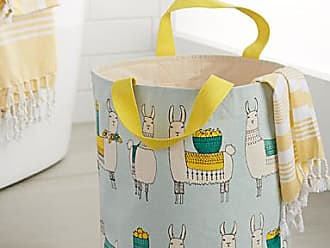 Danica Studio Mountain llama laundry basket