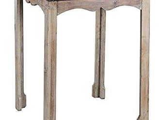 Boraam Burnham Home 17118 Amsler Side Table, Gray Wash