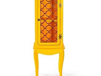 Artezanal Armario Florenza Atz46 - Amarelo
