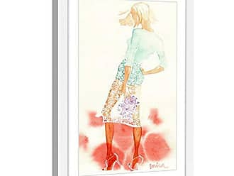Marmont Hill Summer Breeze Framed Painting Print 40 x 60 Multicolor