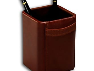 Dacasso Dacasso Sassari Leather Pencil Cup - A3010
