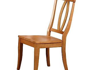 Winners Only Keyhole Dining Side Chair - Set of 2 - WIN814-2