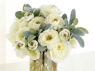 John-Richard Circles of Gold Faux Floral Arrangement