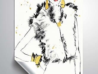 Brushstone Fashion Strokes IV by Anne Tavoletti Removable Wall Art Mural - 2TAV198A1418P