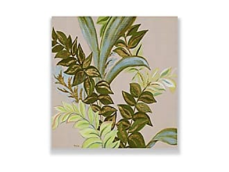 WEXFORD HOME Rainforest II- - Premium Gallery Wrapped Canvas Art Print, 24x24