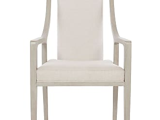 Bernhardt Axiom Cutout Dining Arm Chair (Each)