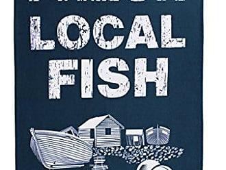 Ulster Weavers 29.1x18.9 Fish Cotton Tea Towels