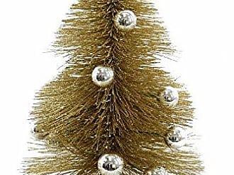 4 Piece Renaissance 2000 3Pcs//Box 120Mm Black//Gold Ornament