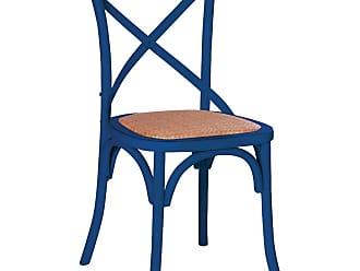 Rivatti Cadeira Katrina Rústica Azul
