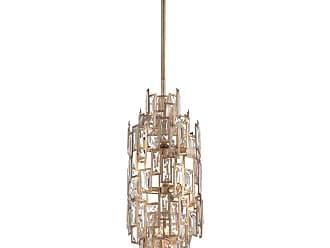 Metropolitan Bel Mondo 9.75 7-Light Pendant in Luxor Gold