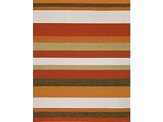 Liora Manne Ravella RVL-190017 Area Rug - Orange