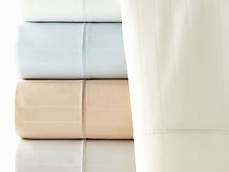SFERRA Two Standard Marcus Collection 400 Thread-Count Striped Pillowcases