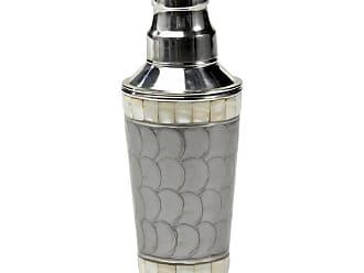 Julia Knight Classic Cocktail Shaker - Platinum