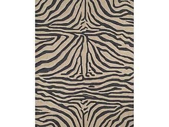 Liora Manne Ravella 2033/48 Indoor/Outdoor Area Rug - Black, Size: 2 x 3 ft. - RVL23203348