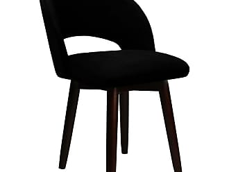 SOUTH CONE Piero Upholstered Dining Side Chair with Swivel Espresso - PIEROCH/WAL/ESPRESSO