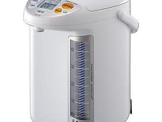 Zojirushi CD-LFC50 Panorama Window Micom Water Boiler and Warmer, 169 oz/5.0 L, White