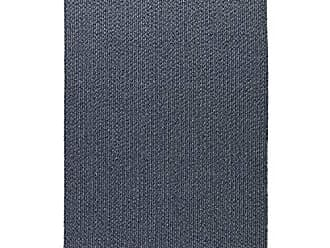 Jaipur Living Rugs Jaipur Living Iver Indoor/Outdoor Solid Blue/Gray Area Rug (810X119)