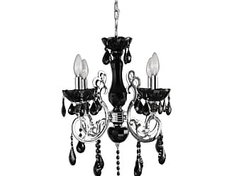 Worldwide Lighting W8310920 Kronos 4 Light 20 Wide Crystal Chandelier