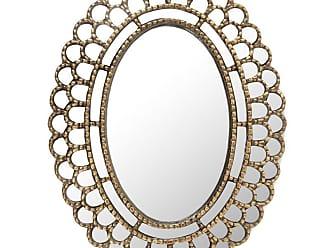 Zentique Flueur Wall Mirror - 19W x 25H in. - EAM120809B