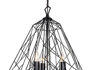 Varaluz Wright Stuff 3-Light Pendant in Black Finish