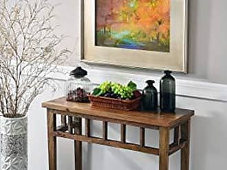 Kenroy Home Felicity Console Table, Small, Brown