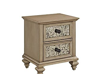 Home Styles Visions Champagne Finish Night Stand by Home Styles