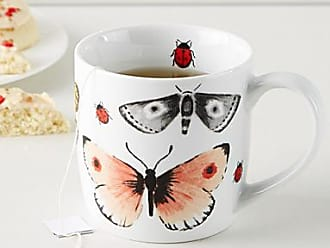 Danica Studio Butterfly chase mug