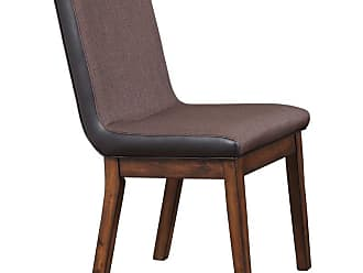 Winners Only Upholstered Solid Back Dining Side Chair - Set of 2 - WIN819-1