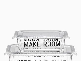 Kate Spade New York 2pc Rectangular Food Storage Containers, White