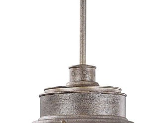 Troy Lighting South Street 13 Outdoor Pendant in Old Rust