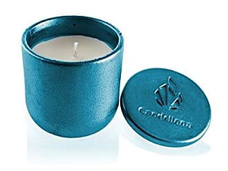 Scent Gothic Dark Blue Warm Feather Candellana Candles Candlefort Concrete Candle