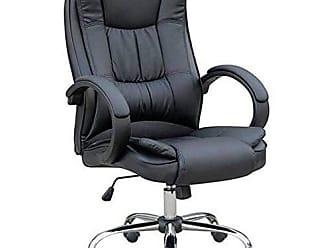 Pelegrin Cadeira Presidente em Couro Pu Pelegrin Pel-2043