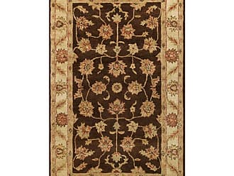 Noble House Golden Area Rug - Brown/Beige, Size: 8 x 11 ft. - GOLD802811