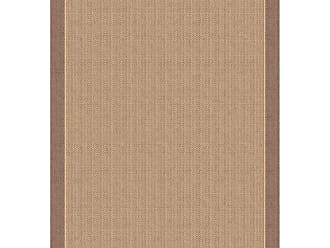 Dynamic Rugs Piazza Waffle Indoor/Outdoor Area Rug - Brown - PZ71027463009