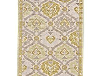 Room Envy Rugs SohoMah Modern Damask Indoor Area Rug - I02I3070CRMCTRA22