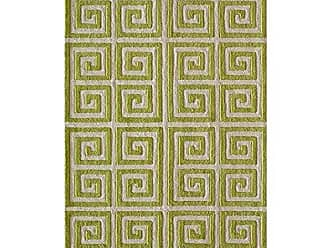Momeni Rugs Bliss Collection, Hand Carved & Tufted Contemporary Area Rug, 36 x 56, Apple Green