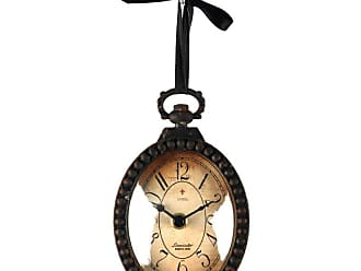 Zentique 6.25 in. Wall Iron Clock - PC021