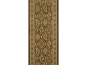 Rivington Rugs Rivington Rug Laredo Runner - Chocolate - LARER-38075-2 FT. 2 IN. X 10 FT